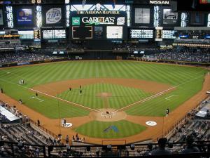 MLBの球場